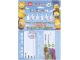 Gear No: loyc14mf02  Name: Minifigures Loyalty Card 2014 The Simpsons