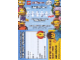 Gear No: loyc15mf02  Name: Lego Minifigures Loyalty Card 2015 The Simpsons Series 2