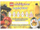Gear No: loyc16mf03  Name: Minifigures Loyalty Card 2016 Series 16 Minifigures