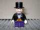 Gear No: magbat010  Name: Magnet, Minifigure Batman, The Penguin