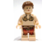 Gear No: magsw085  Name: Magnet, Minifigure SW Princess Leia (Jabba Slave, Light Flesh)