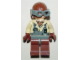 Gear No: magsw160  Name: Magnet, Minifig SW Naboo Fighter Pilot