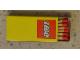 Gear No: matchbox  Name: Matchbox with Matches