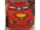 Gear No: mcqueen  Name: Cars Lightning McQueen (Glued)