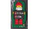 Gear No: memosantacb  Name: Memo Pad - Santa Minifigure Holding 'clickbrick' Plate