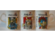 Gear No: minifigmug3  Name: Food - Cup / Mug, Legoland Windsor, 3 Minifigs Pattern