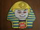 Gear No: mummymat  Name: Computer Mouse Pad, Adventurers Mummy Pattern