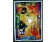 Gear No: nex1de093  Name: Nexo Knights Trading Card Game (German) Series 1 -  93 Team Twinz Card