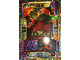 Gear No: nex1deLE4  Name: Nexo Knights Trading Card Game (German) Series 1 -  LE4 General Magmar Card