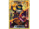 Gear No: nex1enLE10  Name: Nexo Knights Trading Card Game (English) Series 1 - LE10 Clay vs. Jestro Card