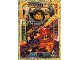 Gear No: nex1enLE12  Name: Nexo Knights Trading Card Game (English) Series 1 - LE12 Axl vs. Burnzie Card