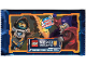 Gear No: nex1enpack  Name: Nexo Knights Trading Card Game (English) Series 1 Card Pack