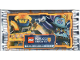 Gear No: nex2depack  Name: Nexo Knights Trading Card Game (German) Series 2 Card Pack