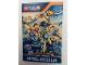 Gear No: nex2derules  Name: Nexo Knights Trading Card Game (German) Series 2 - Rules / Spielregeln