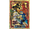 Gear No: njo1enLE6  Name: Ninjago Trading Card Game (English) Series 1 - LE6 Team Ninja Card