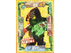 Gear No: njo2deLE11  Name: Ninjago Trading Card Game (German) Series 2 - LE11 Zeitpower Acronix Card