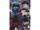Gear No: njo3de037  Name: Ninjago Trading Card Game (German) Series 3 - #37 Ultra Power Team Jay & Zane Card