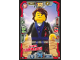 Gear No: njo3de043  Name: Ninjago Trading Card Game (German) Series 3 - #43 Junger Garmadon Card