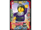 Gear No: njo3de059  Name: Ninjago Trading Card Game (German) Series 3 - #59 Ehemalige Meisterin der Schatten Card