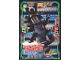 Gear No: njo3de069  Name: Ninjago Trading Card Game (German) Series 3 - #69 Super verrückter Garmadon Card