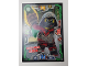 Gear No: njo3de094  Name: Ninjago Trading Card Game (German) Series 3 - #94 Zeitklingen Krux Card
