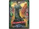 Gear No: njo3de111  Name: Ninjago Trading Card Game (German) Series 3 - #111 Schlangenstatue Card