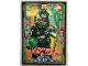 Gear No: njo3de120  Name: Ninjago Trading Card Game (German) Series 3 - #120 Auferstandener General Cryptor Card