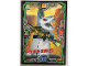 Gear No: njo3de122  Name: Ninjago Trading Card Game (German) Series 3 - #122 Pythor Statue Card