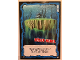 Gear No: njo3de123  Name: Ninjago Trading Card Game (German) Series 3 - #123 Böser Nebel Card
