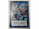Gear No: njo3de157  Name: Ninjago Trading Card Game (German) Series 3 - #157 Streit Card