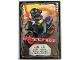 Gear No: njo3de164  Name: Ninjago Trading Card Game (German) Series 3 - #164 Strassenmotorrad Card