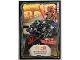 Gear No: njo3de166  Name: Ninjago Trading Card Game (German) Series 3 - #166 Herr Es Oni-Bike Card
