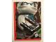Gear No: njo3de205  Name: Ninjago Trading Card Game (German) Series 3 - #205 Card
