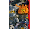 Gear No: njo3de222  Name: Ninjago Trading Card Game (German) Series 3 - #222 Card
