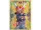 Gear No: njo3deLE19  Name: Ninjago Trading Card Game (German) Series 3 - LE19 Oni-Masken Herr E Card