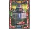 Gear No: njo4de061  Name: Ninjago Trading Card Game (German) Series 4 - #61 Karlof Meister des Metalls Card