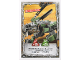 Gear No: njo4de204  Name: Ninjago Trading Card Game (German) Series 4 - #204 Erddrache Card