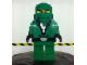Gear No: njoLloydZX  Name: Ninjago Lloyd ZX (Glued)