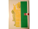 Gear No: ntbk850686  Name: Notebook, Baseplate Cover with Lego Logo Clasp