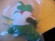 Gear No: olliemini01  Name: Dragon Plush Ollie Mini Chef (Legoland Windsor Meal Toy)