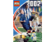 Gear No: p02soccer  Name: Soccer Poster 2002 (480 x 680 mm)