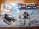 Gear No: p02swMiniATAT  Name: Star Wars Mini AT-ATs and Snowspeeders Poster