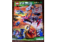 Gear No: p12njo2  Name: Ninjago Poster 2012, Double-Sided (6002744)