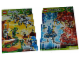 Gear No: p12njo4  Name: Ninjago Poster 2012, Epic Dragon Battle - Double-Sided (6014430)