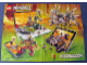 Gear No: p12njo5  Name: Ninjago Poster 2012, Double-Sided (6020774)