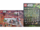 Gear No: p13sw6  Name: Star Wars 2013 Minifigure Gallery Poster, Battle of Geonosis Poster (Double Sided)