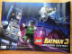 Gear No: p14sh01  Name: Batman 3 Beyond Gotham Pre-order Poster