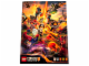 Gear No: p16nex01  Name: Nexo Knights Poster - Set 5004388-1 (43920819203)