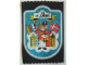 Gear No: patch19  Name: Patch, Sew-on Cloth Rectangle, Legoland Ambassador with Drum