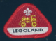 Gear No: patch20  Name: Patch, Sew-On Cloth Triangle, Legoland Scouting
